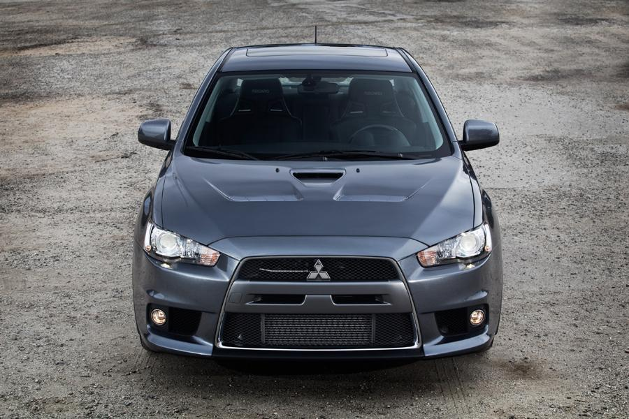 2013 Mitsubishi Lancer Evolution Photo 2 of 12