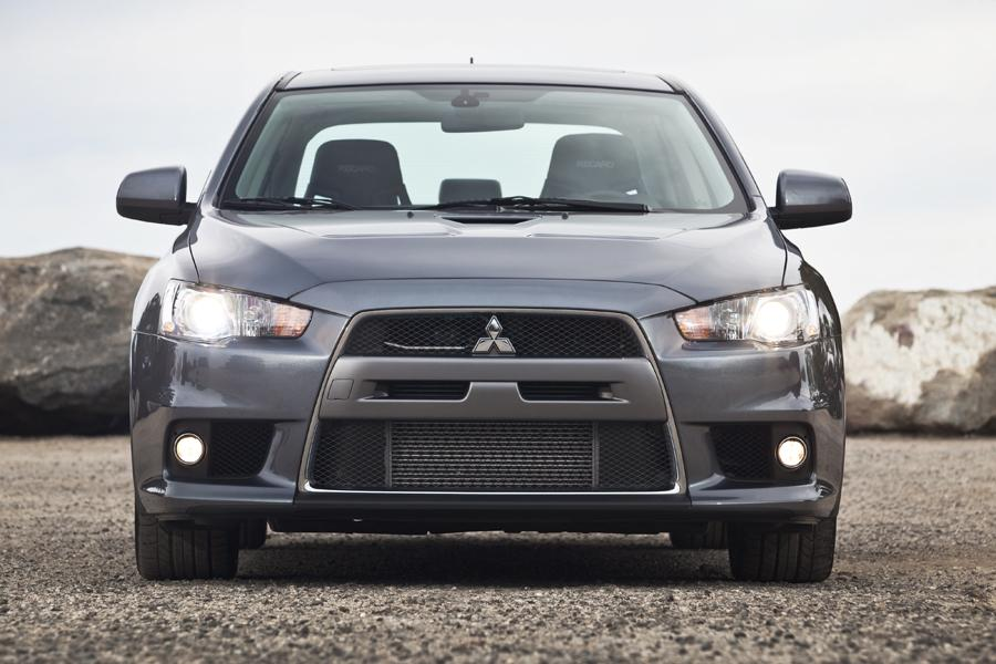 2013 Mitsubishi Lancer Evolution Photo 3 of 12