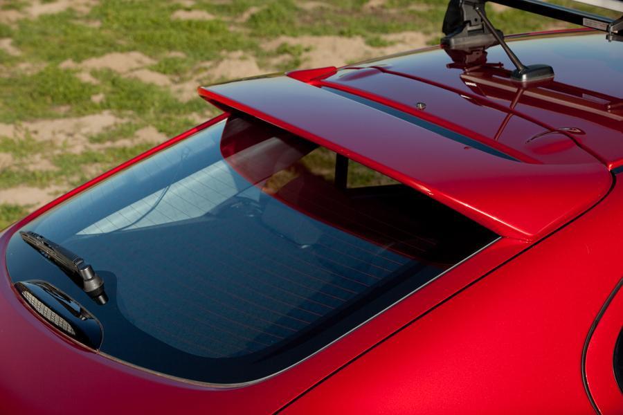 2013 Mitsubishi Lancer Sportback Photo 5 of 8