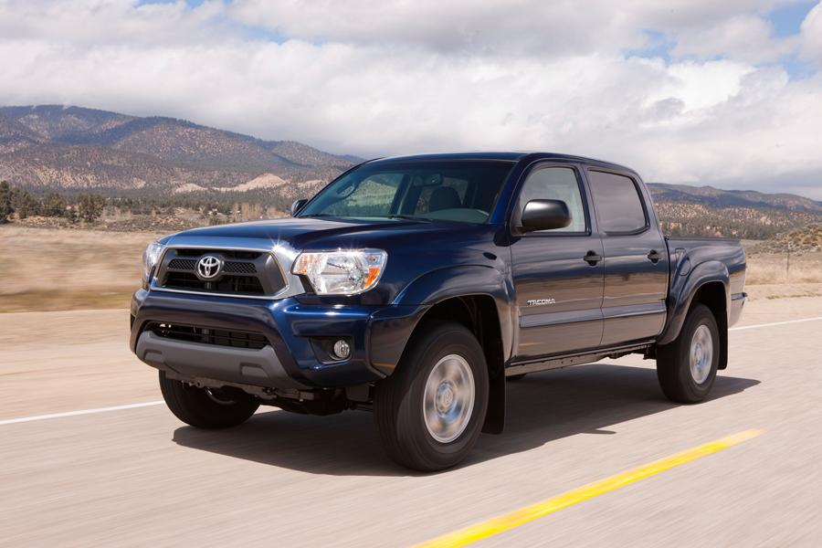 2013 Toyota Tacoma Photo 1 of 10