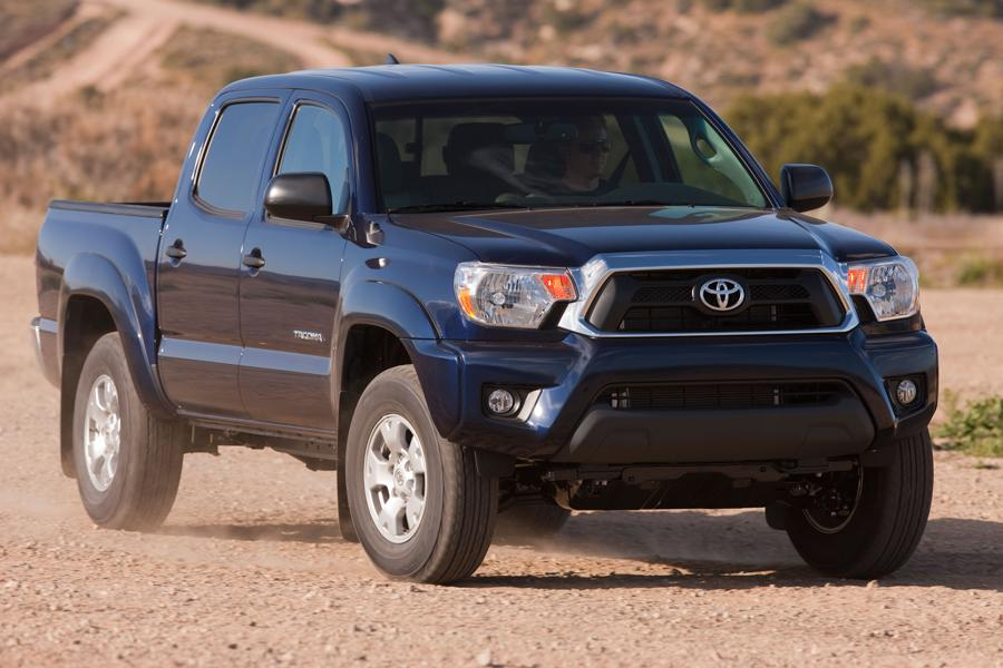 2013 Toyota Tacoma Photo 3 of 10