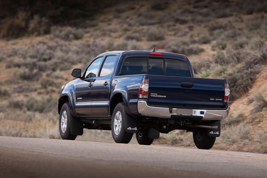 2013 Toyota Tacoma Photo 5 of 10