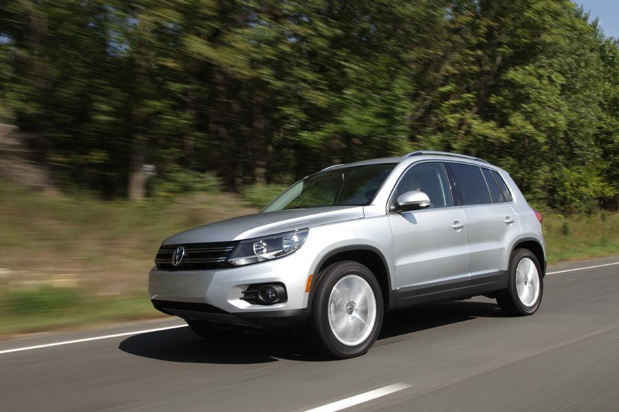 2013 Volkswagen Tiguan Photo 1 of 11