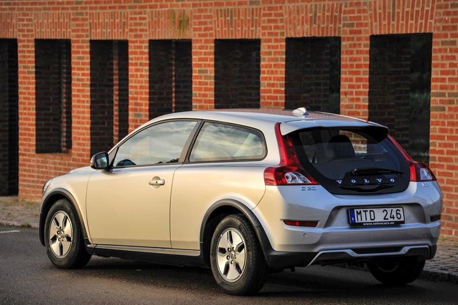 2013 Volvo C30 Photo 4 of 13