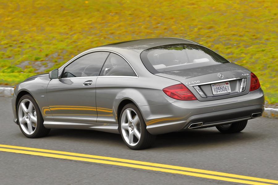 2013 Mercedes-Benz CL-Class Photo 2 of 4