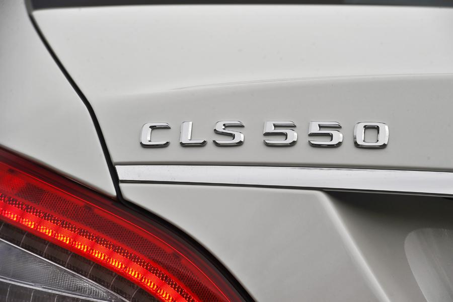 2013 Mercedes-Benz CLS-Class Photo 4 of 5