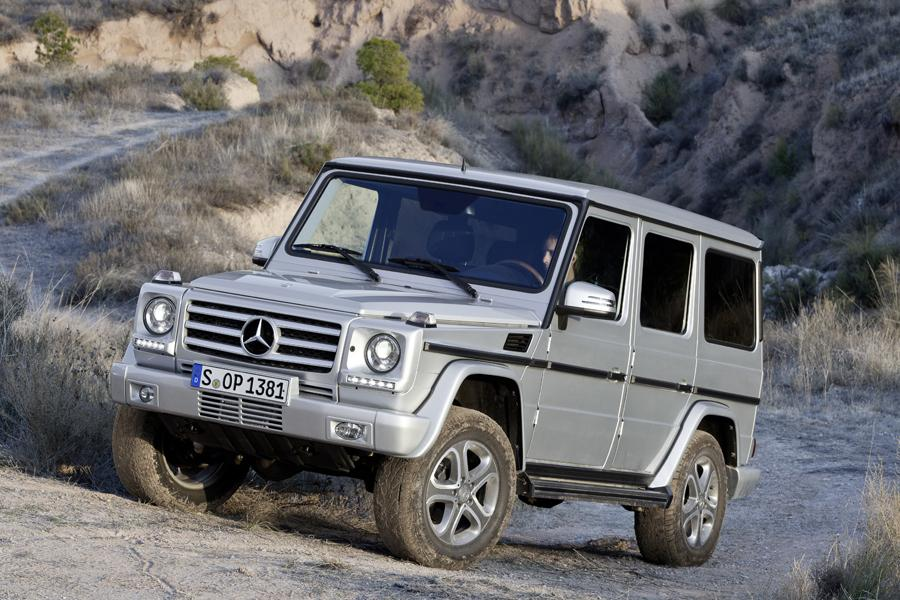 2013 Mercedes-Benz G-Class Photo 1 of 6