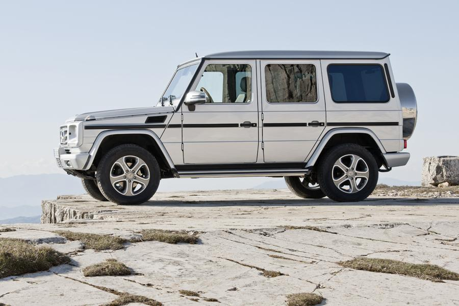 gallery - Mercedes G Class Suv 2013