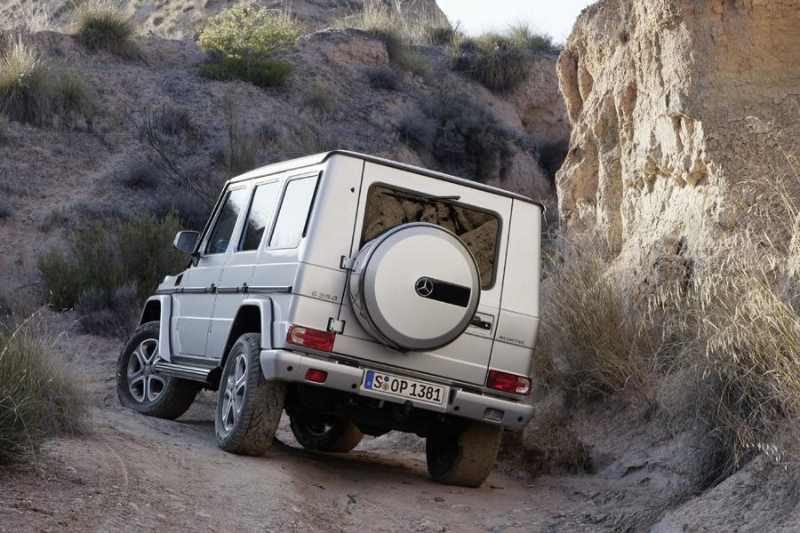 2013 Mercedes-Benz G-Class Photo 3 of 6