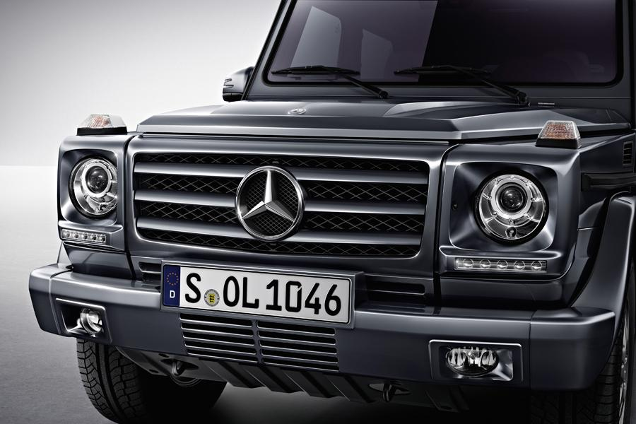 2013 Mercedes-Benz G-Class Photo 4 of 6