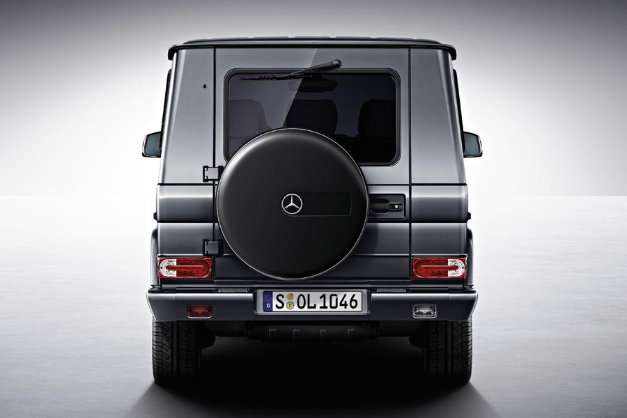 2013 Mercedes-Benz G-Class Photo 5 of 6