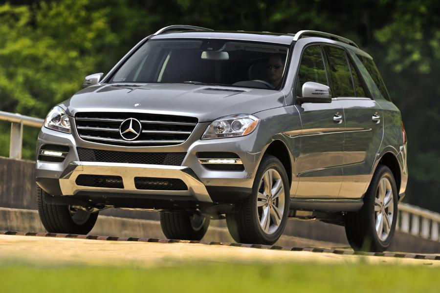 2013 Mercedes-Benz M-Class Photo 1 of 5