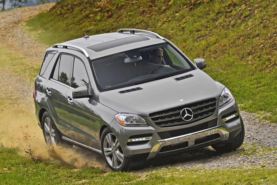 2013 Mercedes-Benz M-Class Photo 2 of 5
