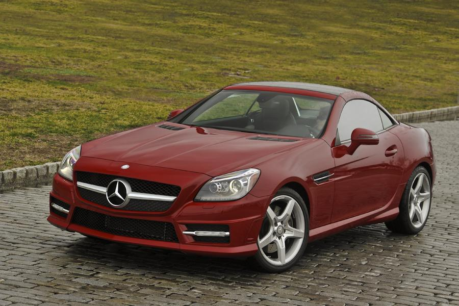 2013 mercedes benz slk class overview. Black Bedroom Furniture Sets. Home Design Ideas