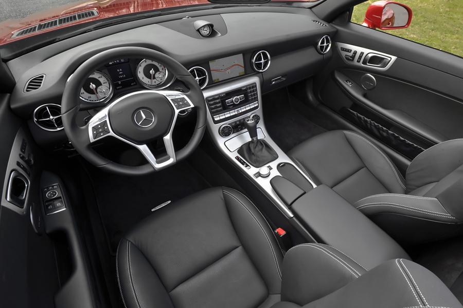 2013 Mercedes-Benz SLK-Class Photo 5 of 5