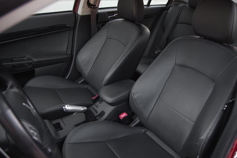 available price range 5372 16720 trims5 combined mpg 20 28 seats 5 - Mitsubishi Evo Interior 2013