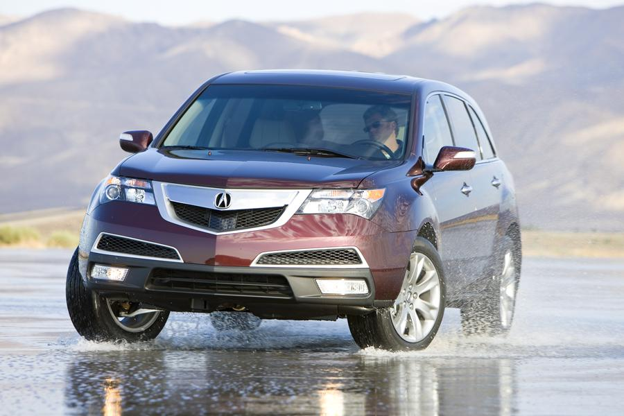 2013 Acura MDX Photo 2 of 11