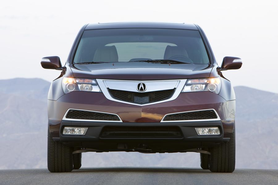 2013 Acura MDX Photo 3 of 11