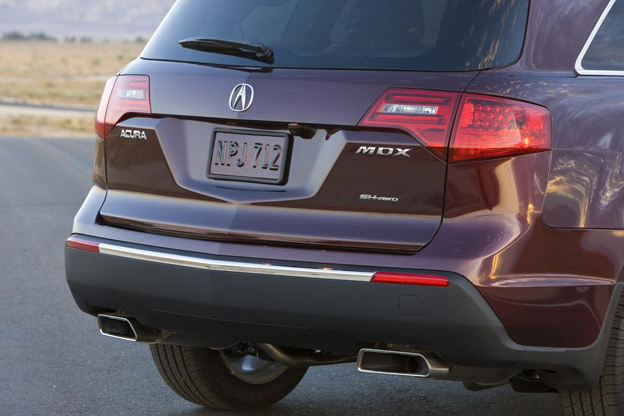 2013 Acura MDX Photo 6 of 11