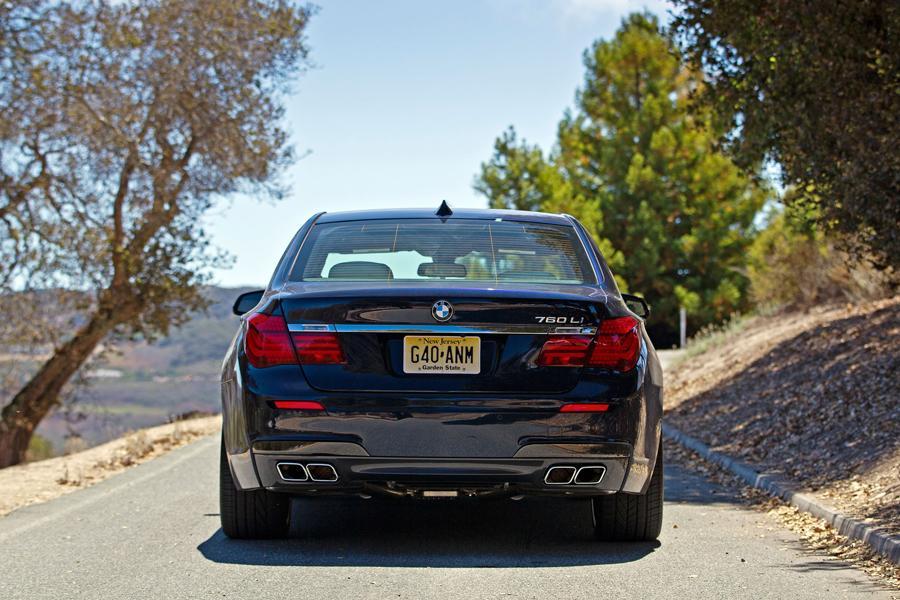 2013 BMW 760 Photo 5 Of 12