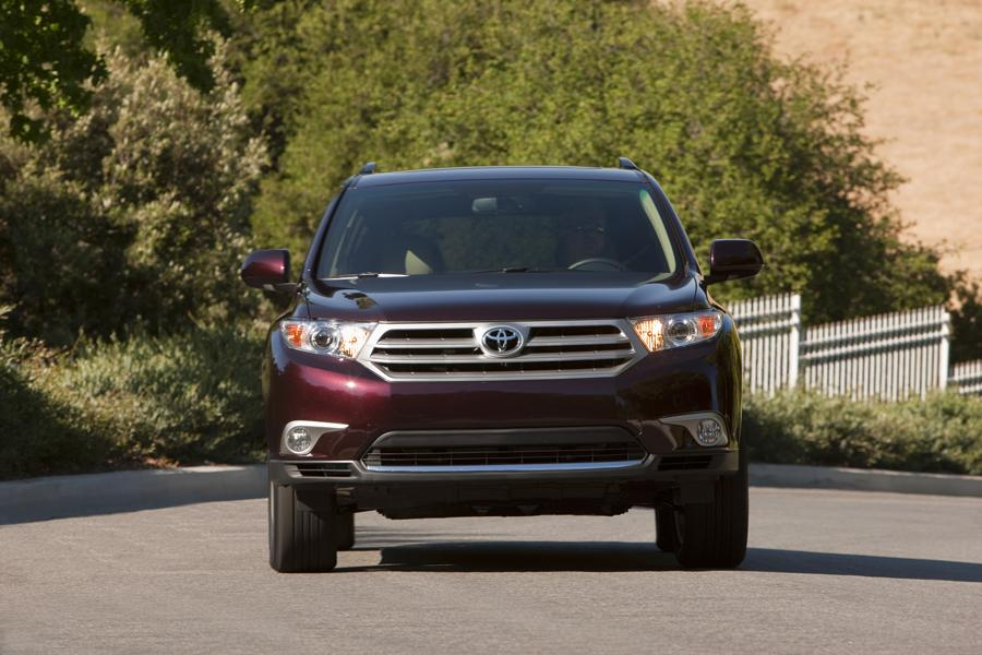 2013 Toyota Highlander Photo 5 of 11
