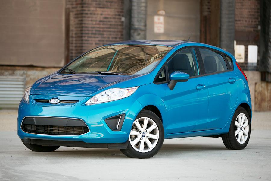 2012 Ford Fiesta Media Gallery