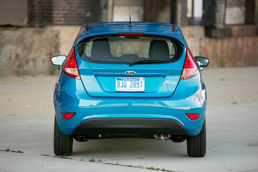 2012 Ford Fiesta Photo 5 of 20