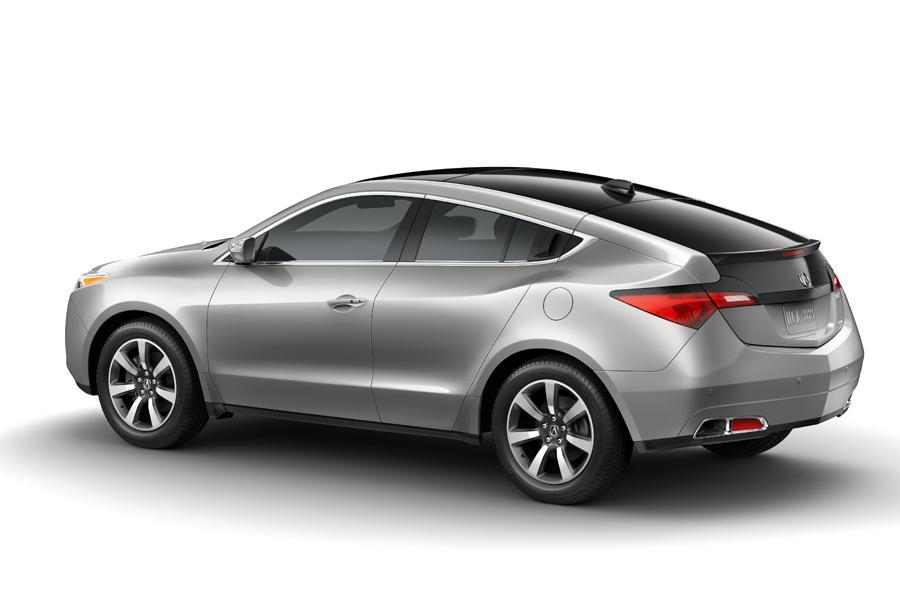 Acura Zdx Sport Utility Models Price Specs Reviews Cars Com