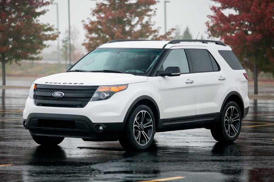 2013 ford explorer overview. Black Bedroom Furniture Sets. Home Design Ideas