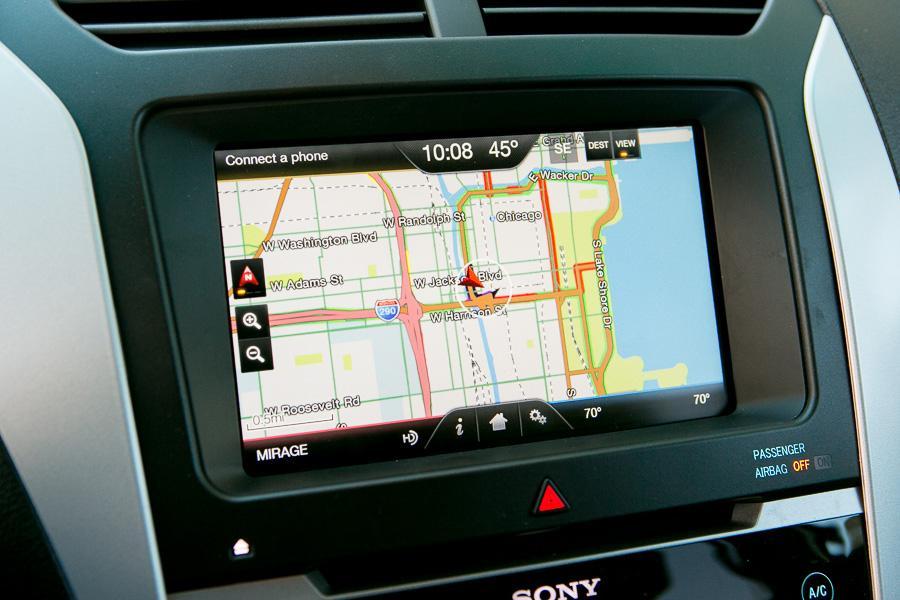 2013 Ford Explorer Reviews Specs And Prices Cars Com