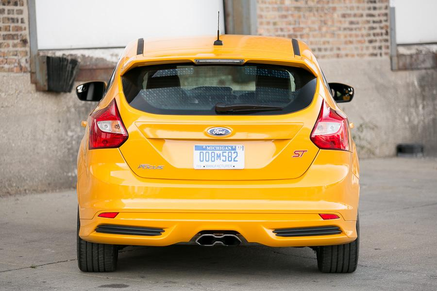 2013 Ford Focus ST Photo 4 of 21