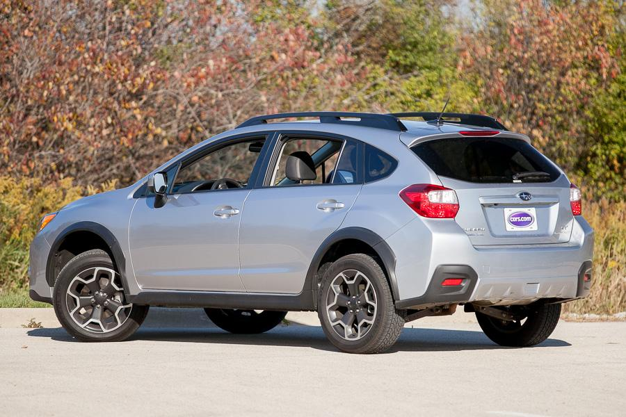 2013 Subaru XV Crosstrek Photo 4 of 18