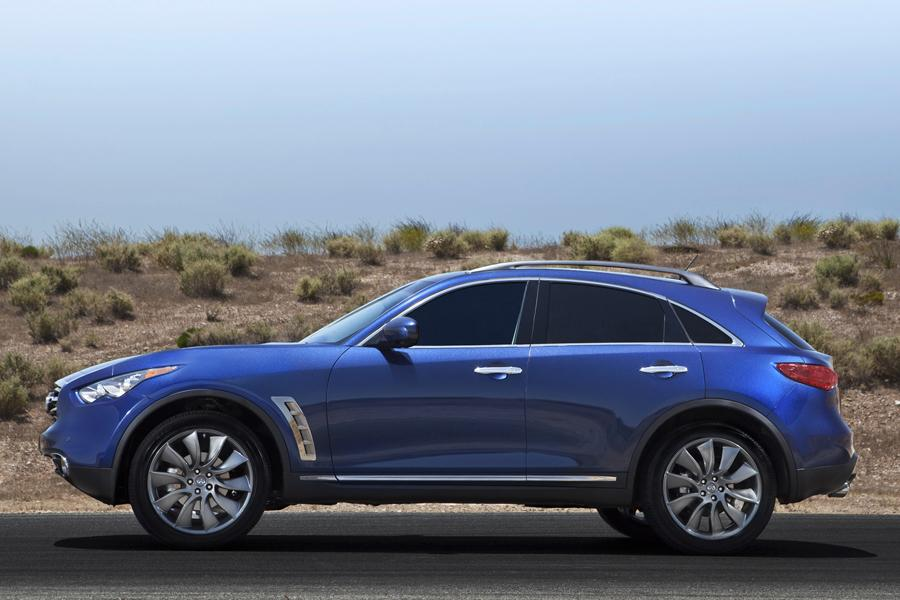 Best Cars For Hawaii >> 2013 INFINITI FX37 Overview | Cars.com