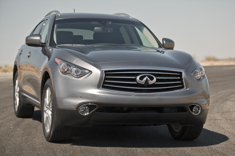 Infiniti Sport Utility Models Price Specs Reviews Cars Com