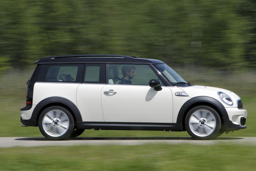 MINI Cooper S Clubman Wagon Models, Price, Specs, Reviews