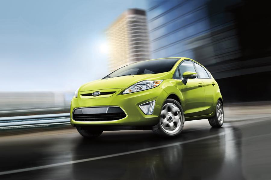 2013 Ford Fiesta Photo 1 of 10