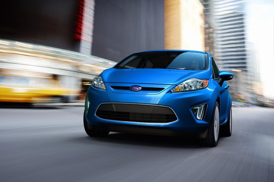 2013 Ford Fiesta Photo 3 of 10
