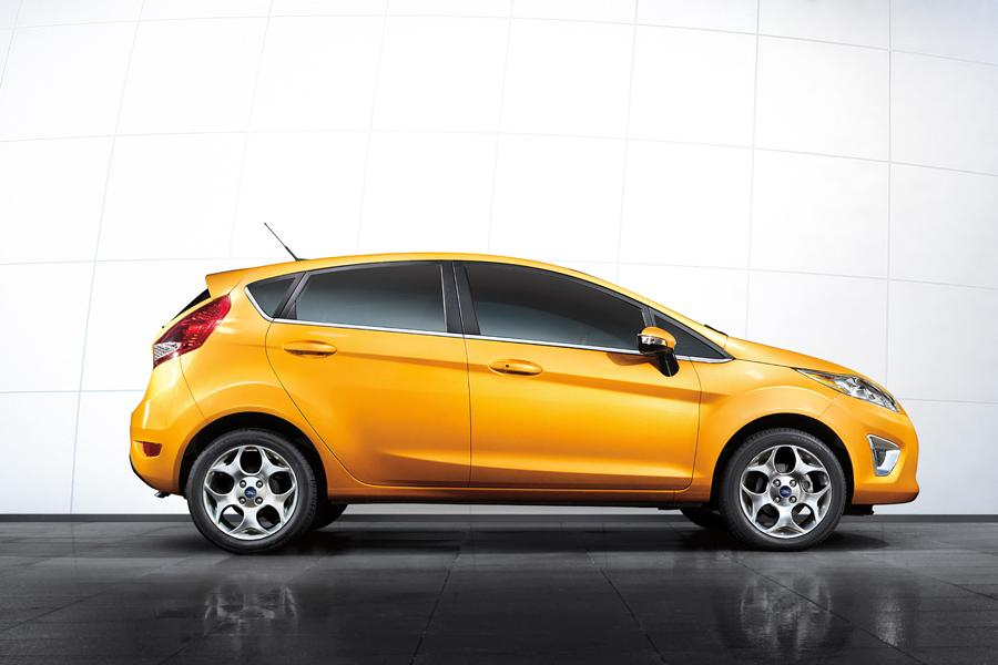 2013 Ford Fiesta Overview Cars Com