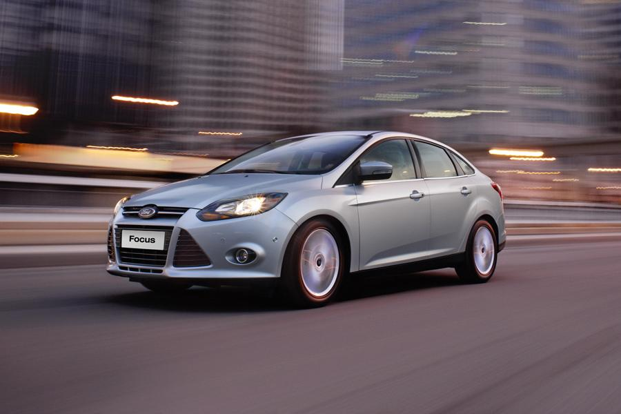 2013 Ford Focus Photo 4 of 11