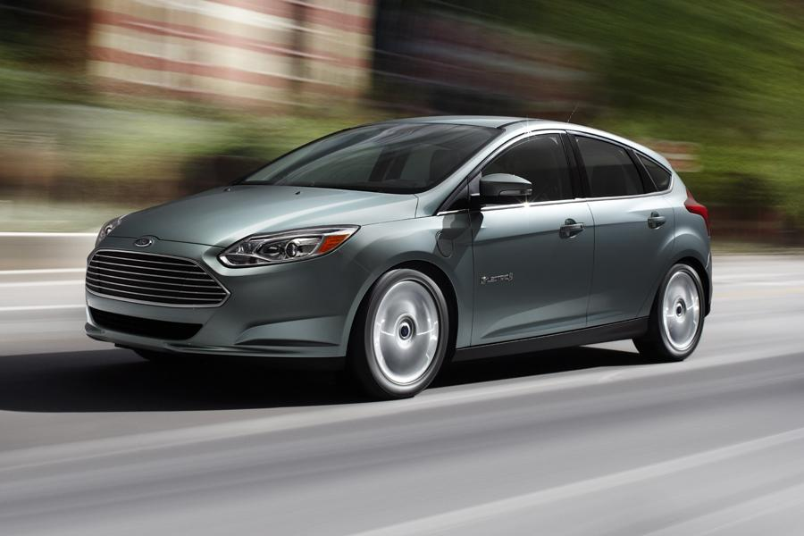 2013 Ford Focus Electric Photo 1 of 19