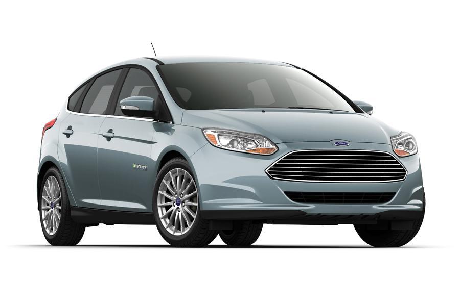 13 - Ford Focus Se 2013