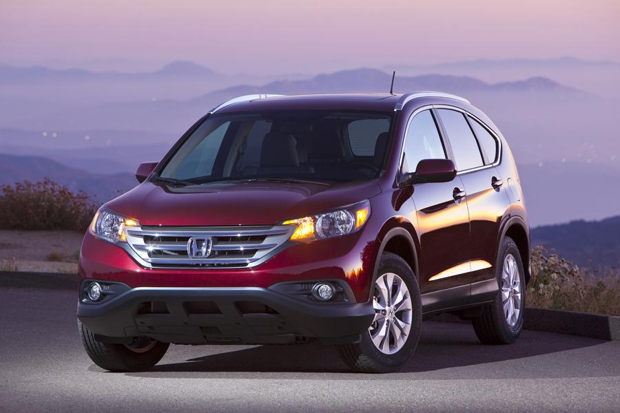 2013 Honda CR-V Photo 1 of 12