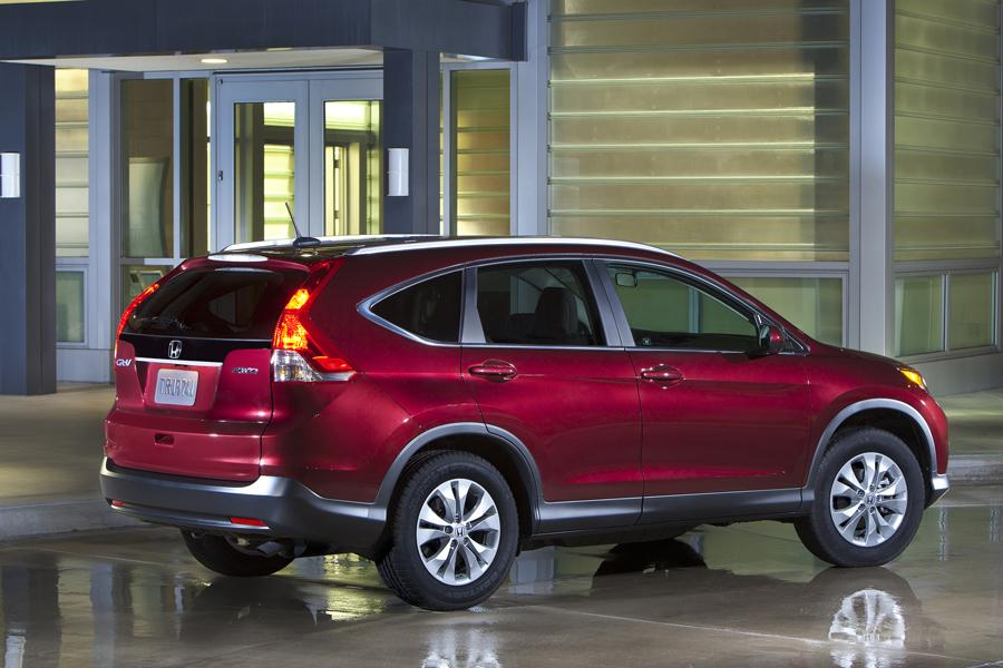 2013 Honda CR-V Photo 3 of 12