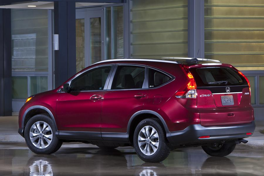 2013 Honda CR-V Photo 4 of 12