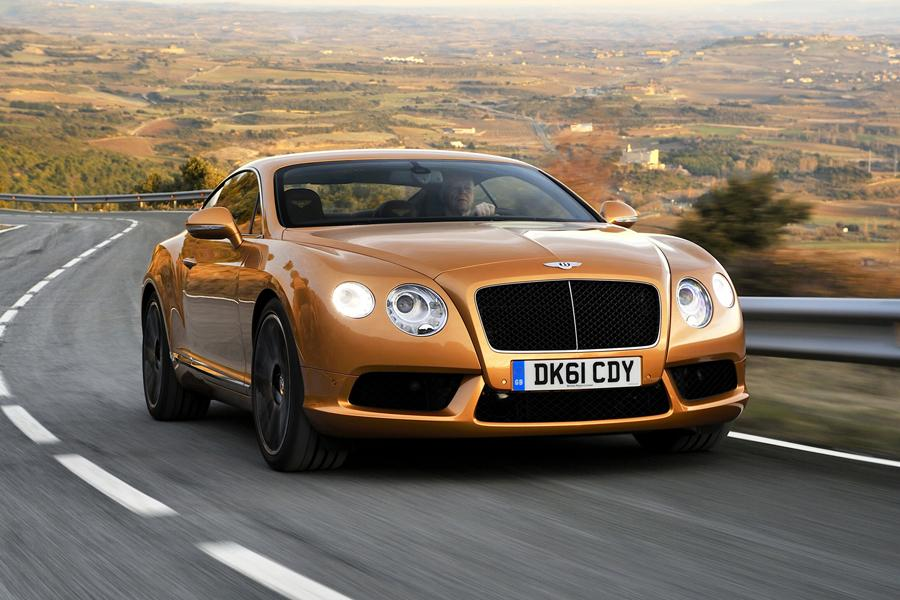 2013 Bentley Continental GT Photo 2 of 7