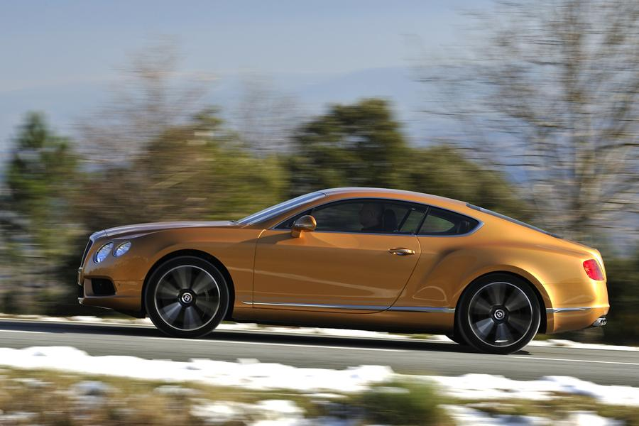 2013 Bentley Continental GT Photo 3 of 7