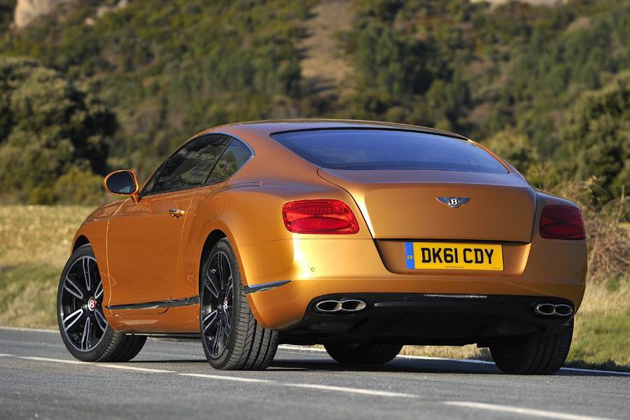 2013 Bentley Continental GT Photo 4 of 7