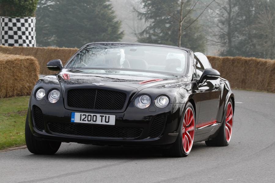 2013 Bentley Continental Supersports Photo 1 of 3