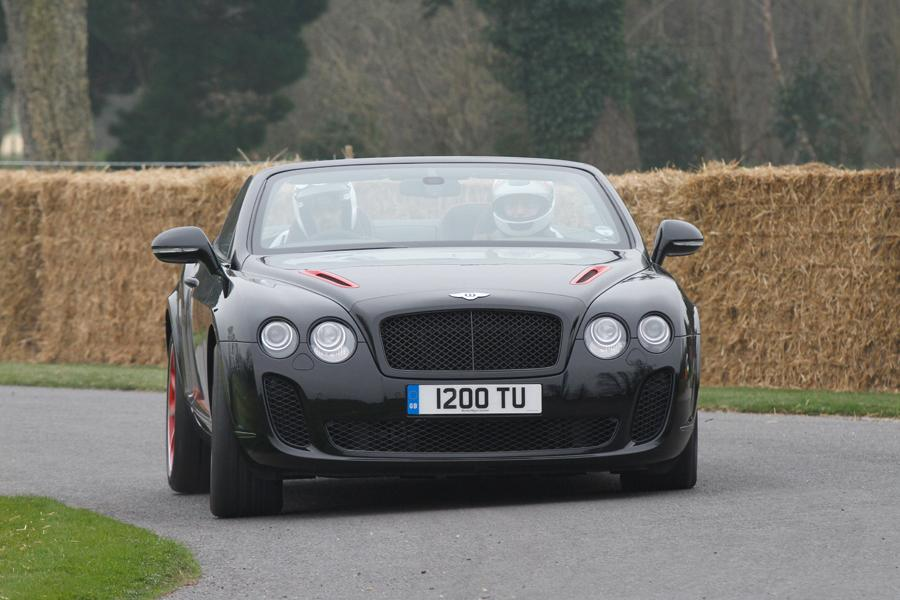 2013 Bentley Continental Supersports Photo 2 of 3