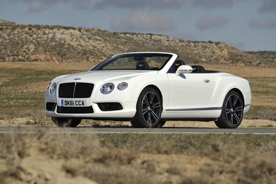 2013 Bentley Continental GTC Photo 3 of 7